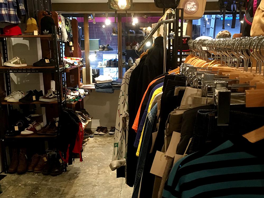 RENGA CLOTHING STORE │ 高円寺