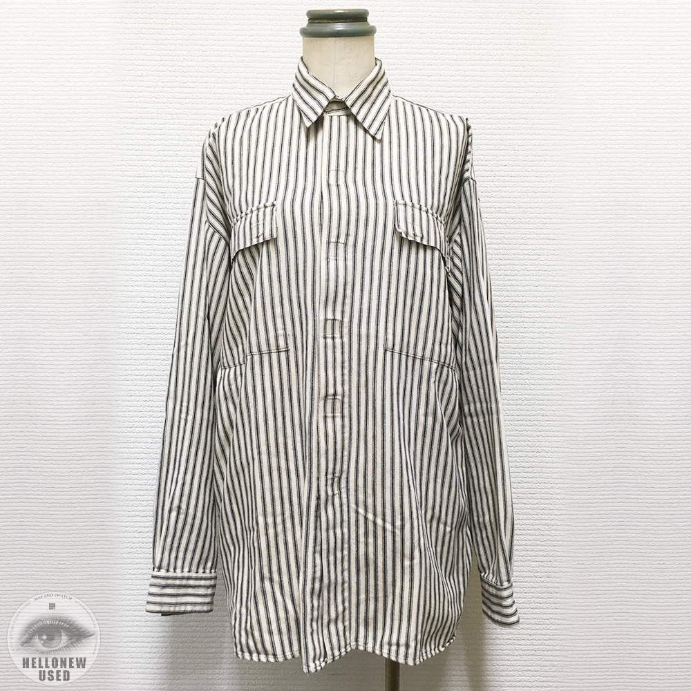 Stripe Shirt Bari-Bari