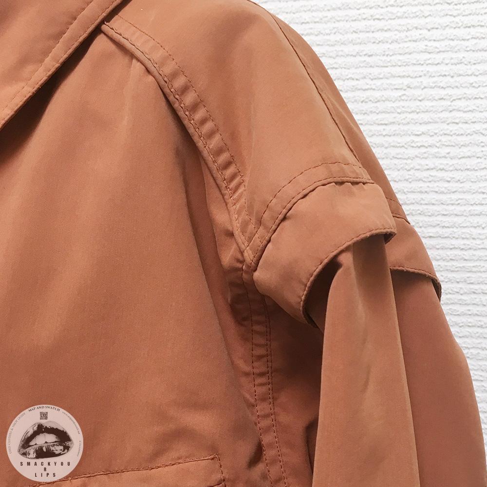 Terracotta Short Jacket