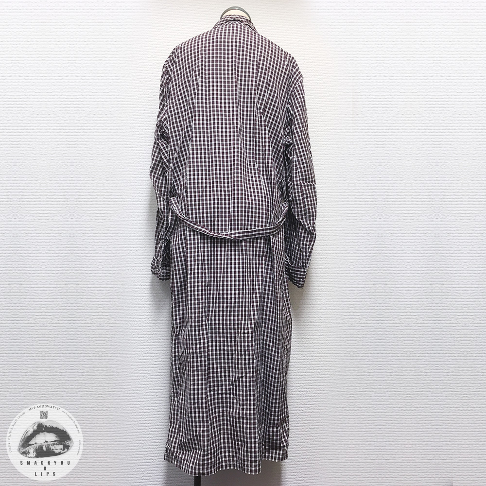 Tartan Robe