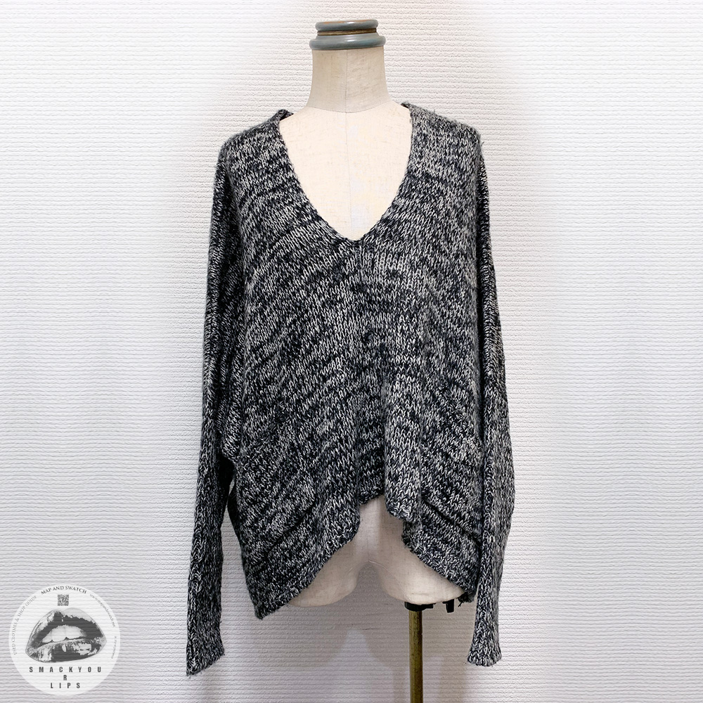 Short Length Heather Knit
