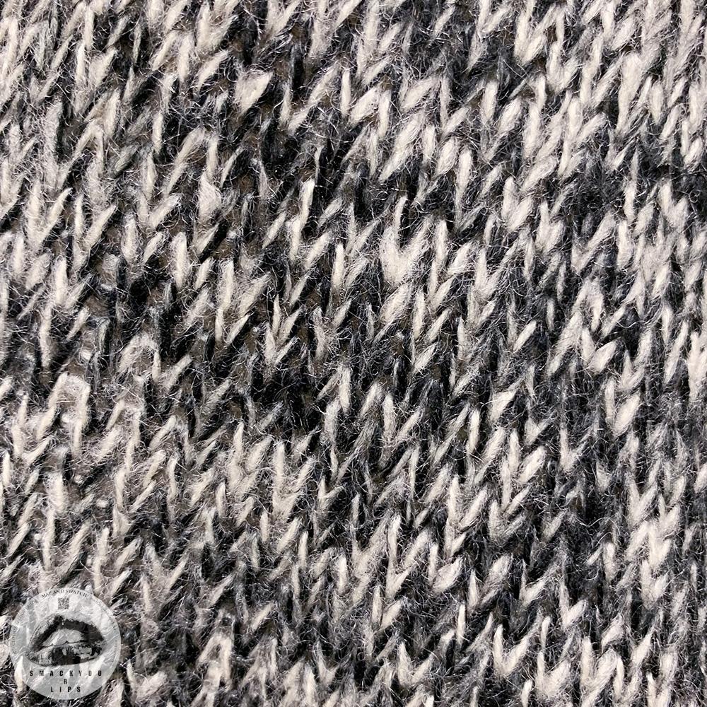 Short Length Heather Knit