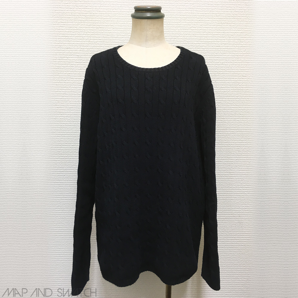 Cable Cotton Knit