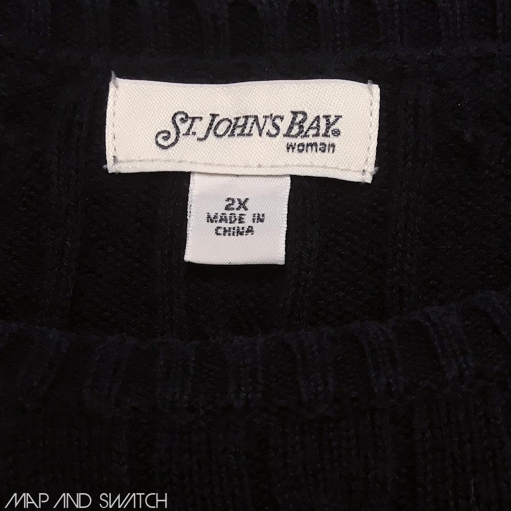 Cable Cotton Knit