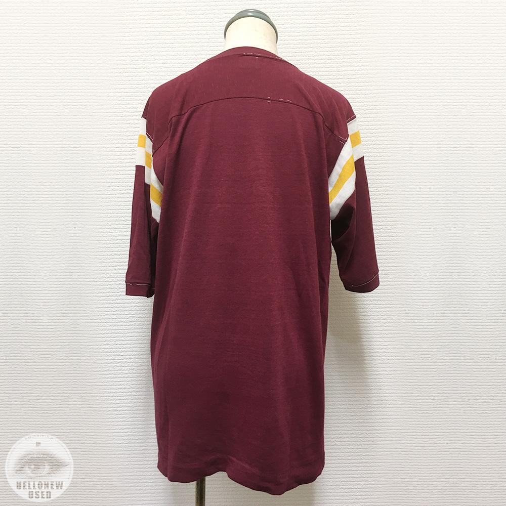Football Tee (Frayed Stitching)