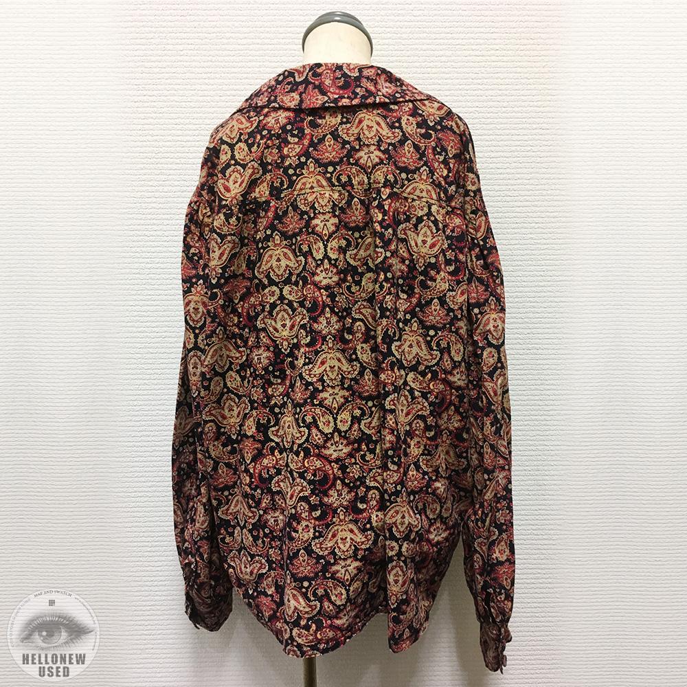 Paisley Victorian Shirt