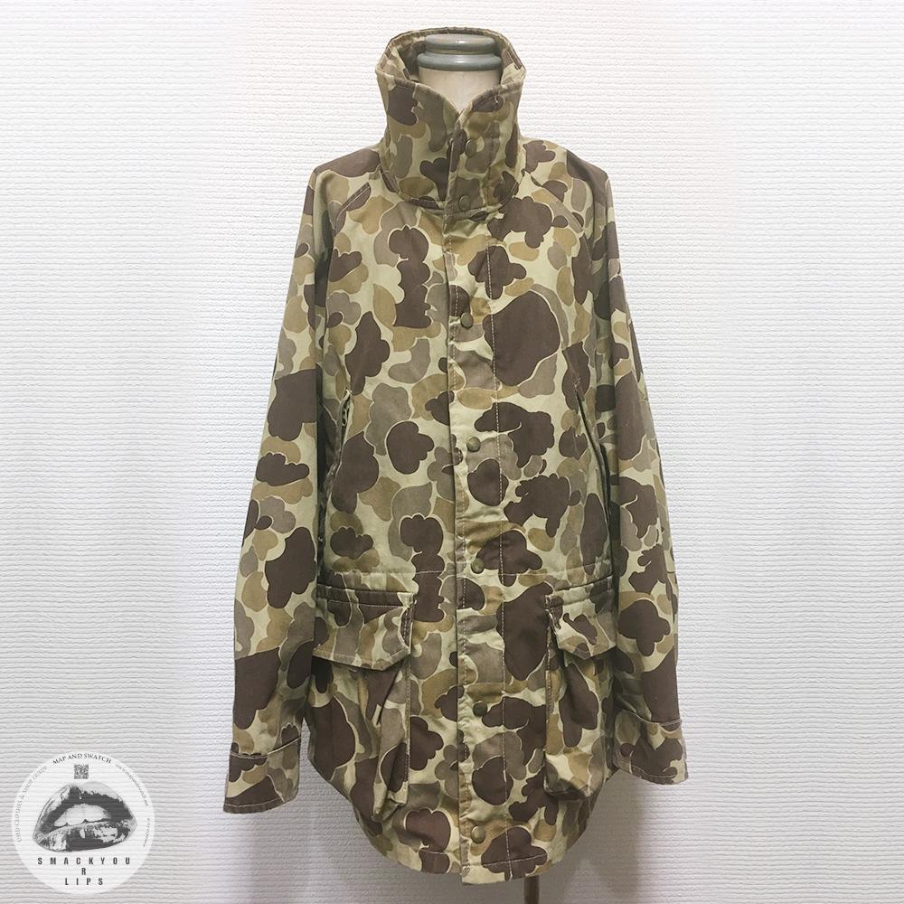 Camo Hanting Jacket