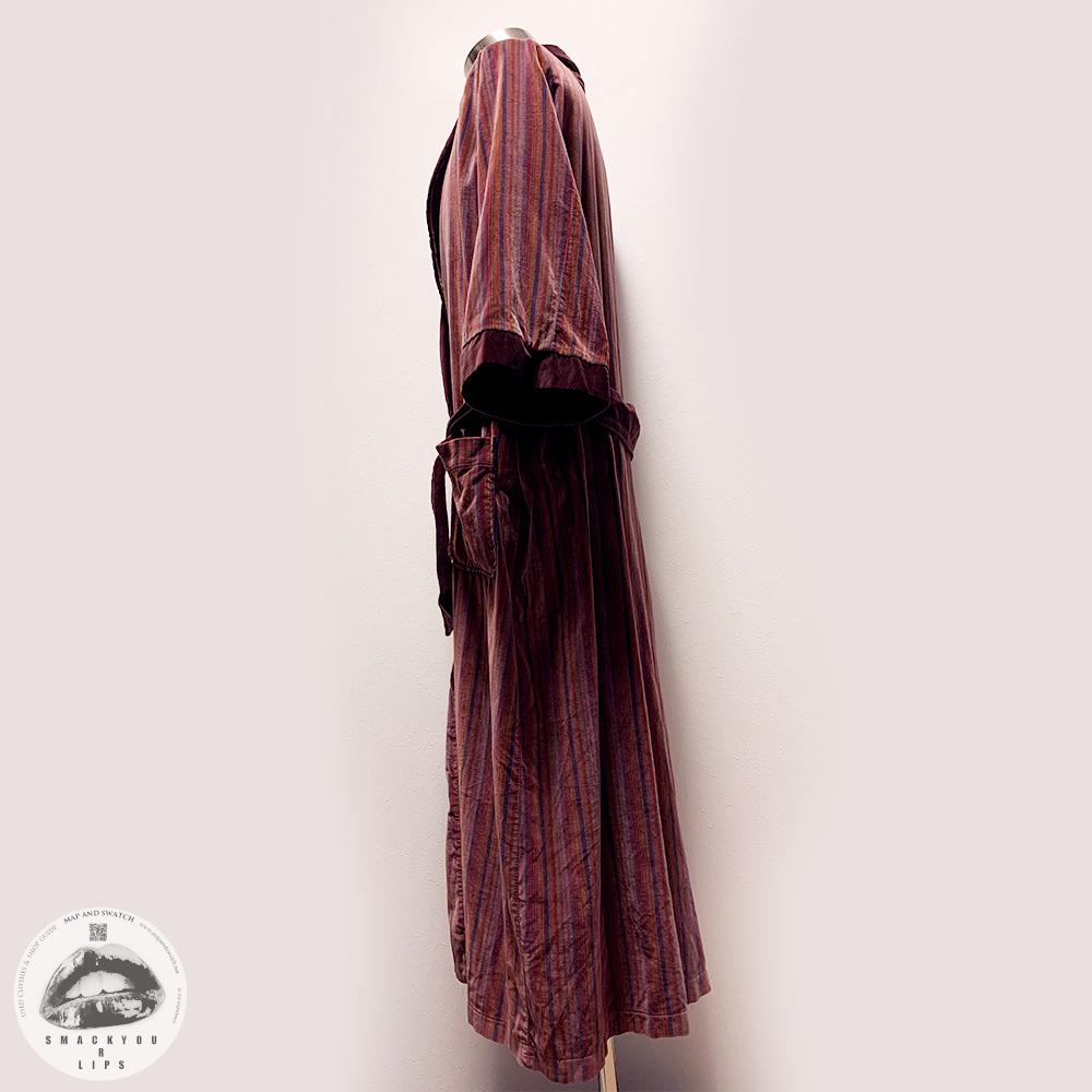"Velour Robe ""C.D"""