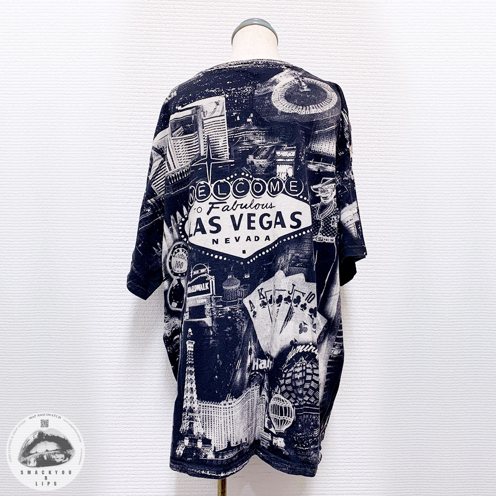 "T-shirt ""LAS VEGAS"""