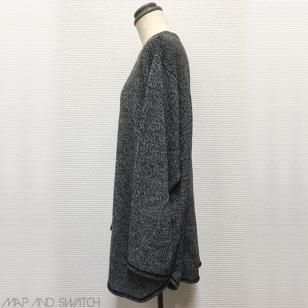 Heather Grey Knit & Sew