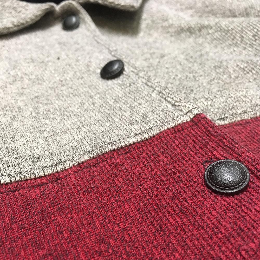 3tone Panel Shirt