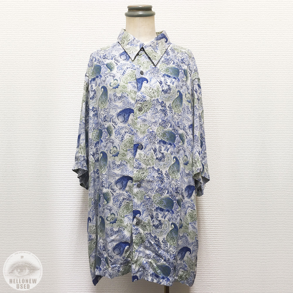 "Short Sleeve Shirts ""Chinese Antiques"""