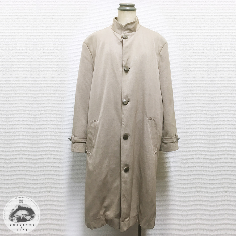 Stand-up Collar Coat