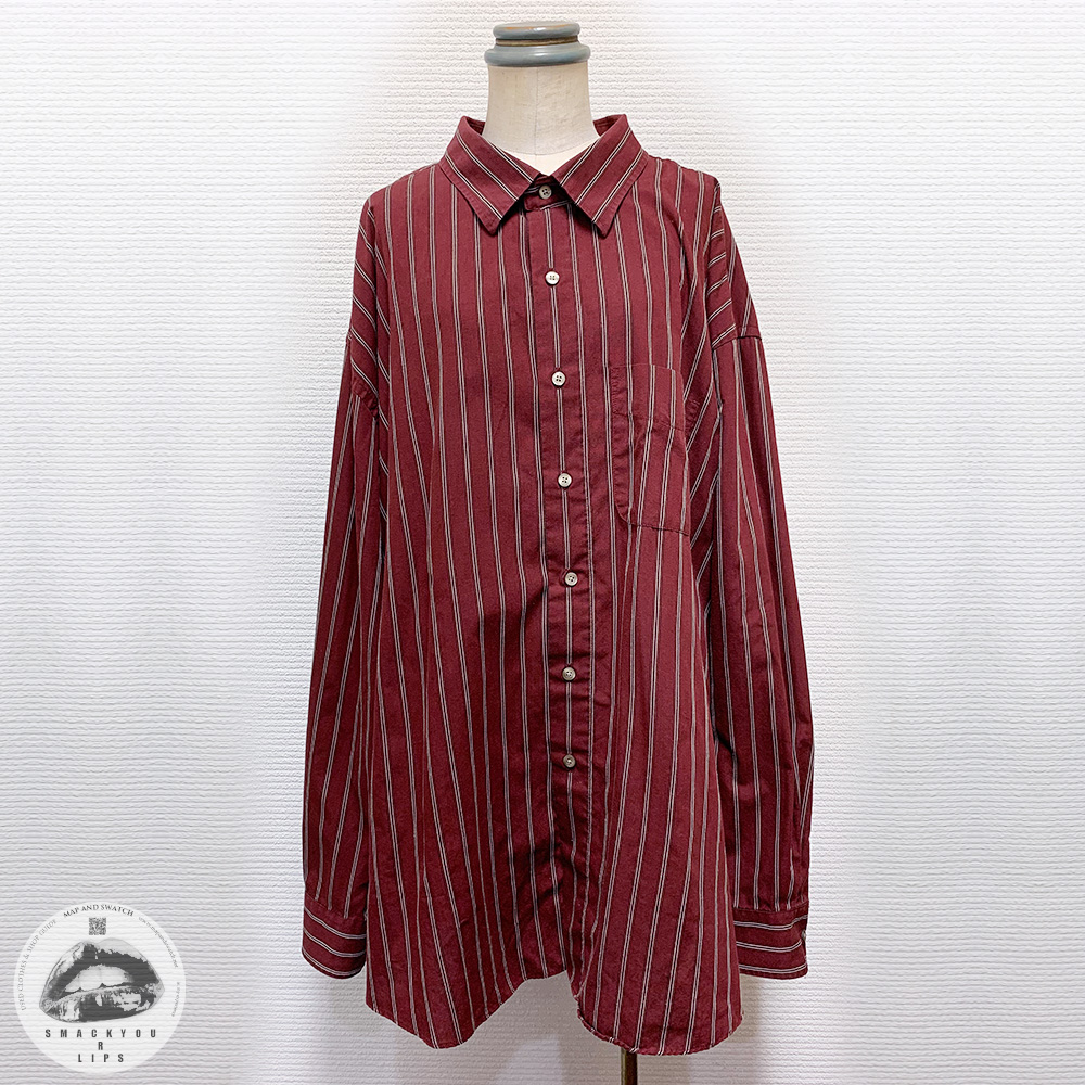 Bigsize Dress Shirt