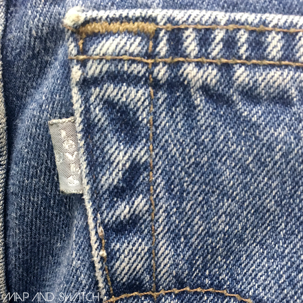 """Levi's SILVER TAB """"baggy"""""""