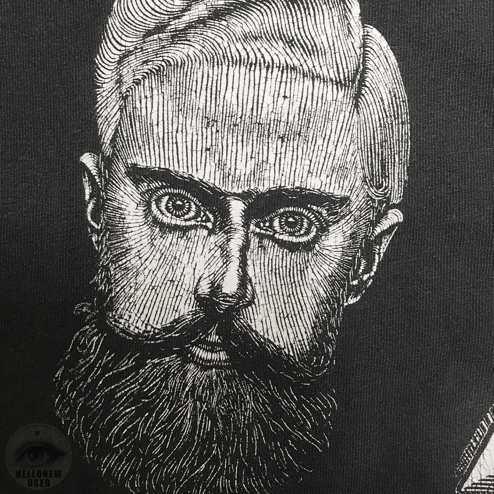 Print T-shirt – M.C. Escher –