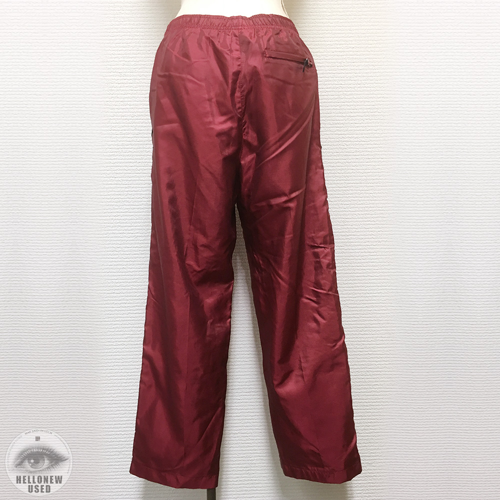 Side Stripe Nylon Pants