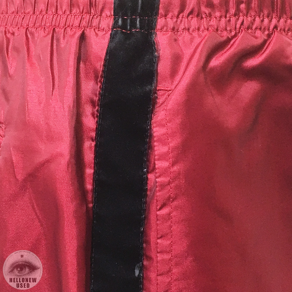 Side Stripe Nylon Pants
