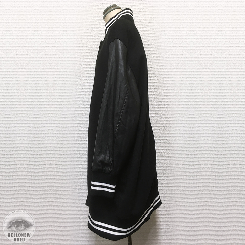 Very Long Award Jacket