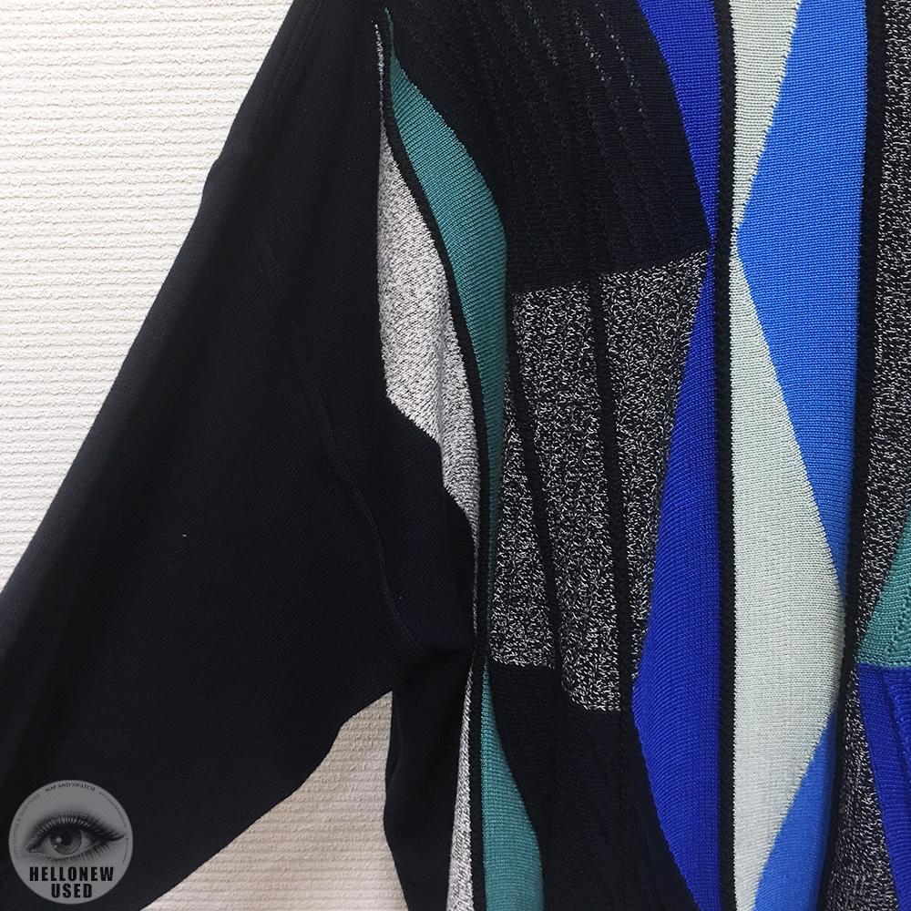 Modern Pattern 3D Knit