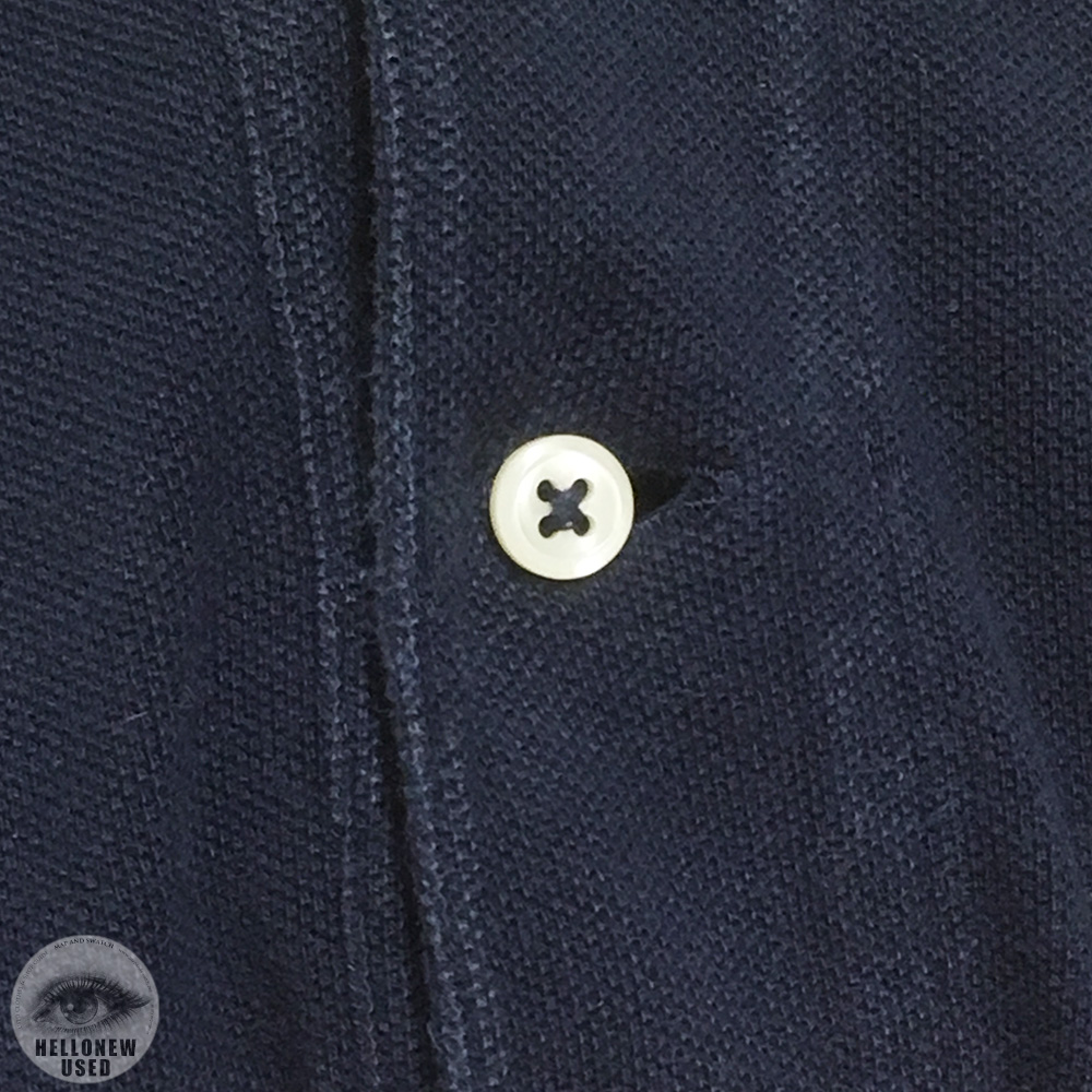 Tricolore Big Polo Shirt
