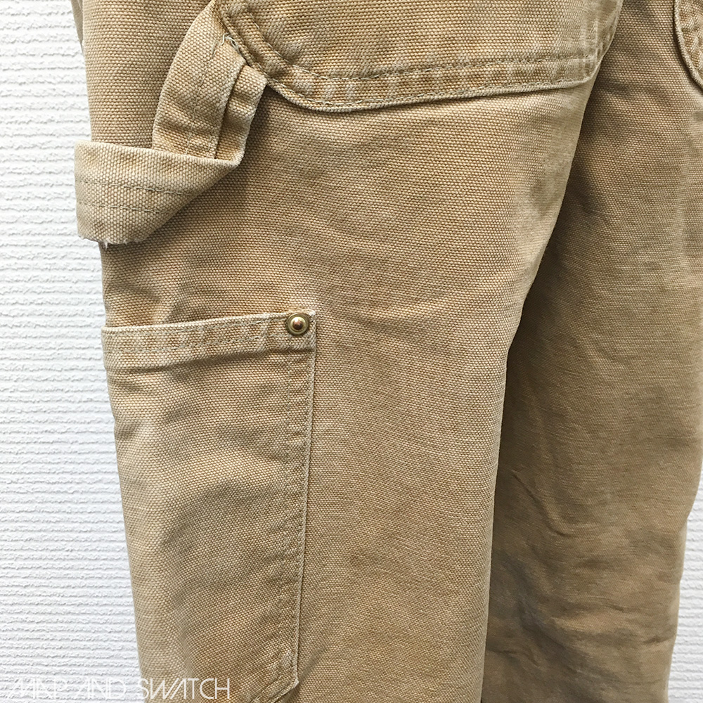 Carhartt DOUBLE KNEE DUCK PANTS