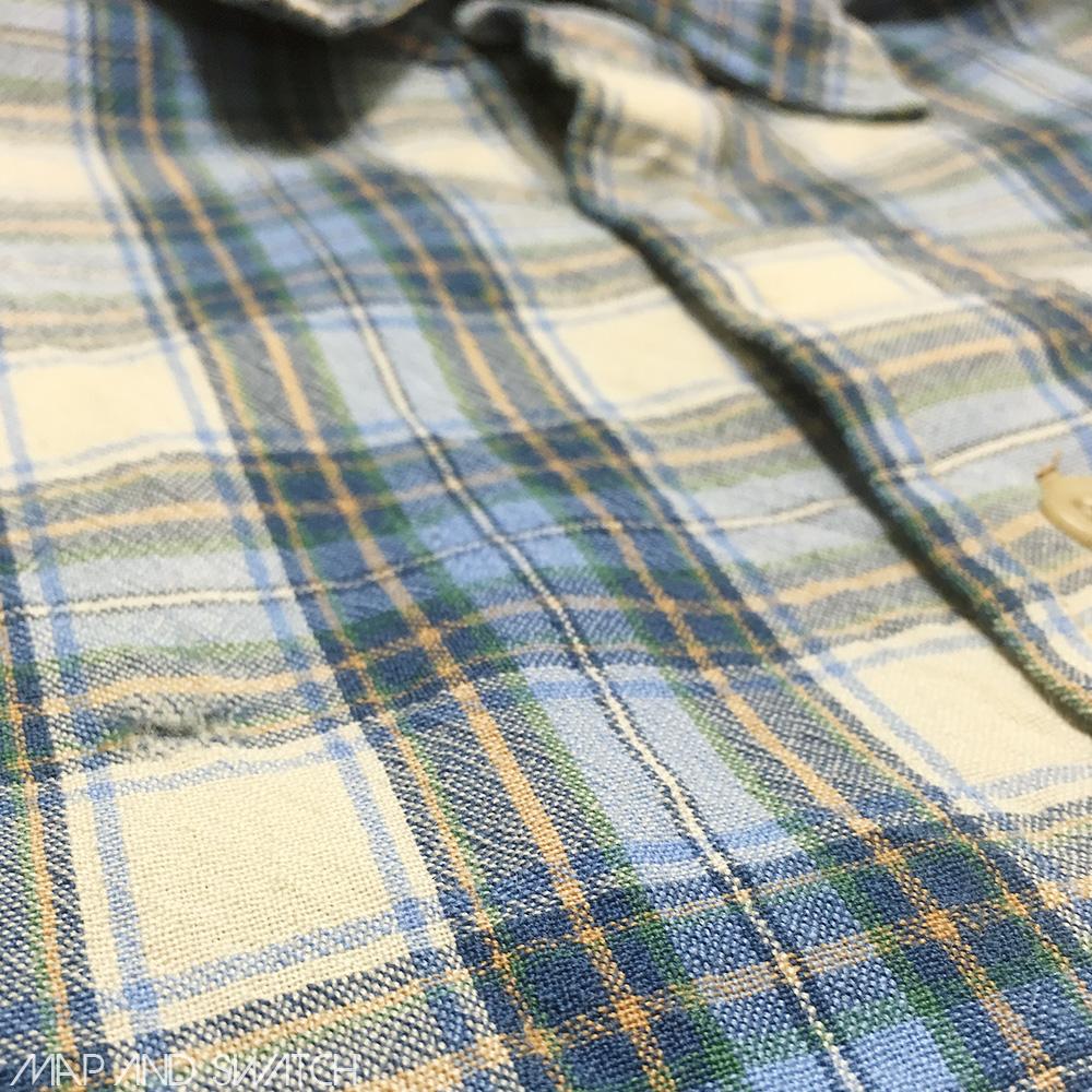Sir PENDLETON Wool Check Shirt