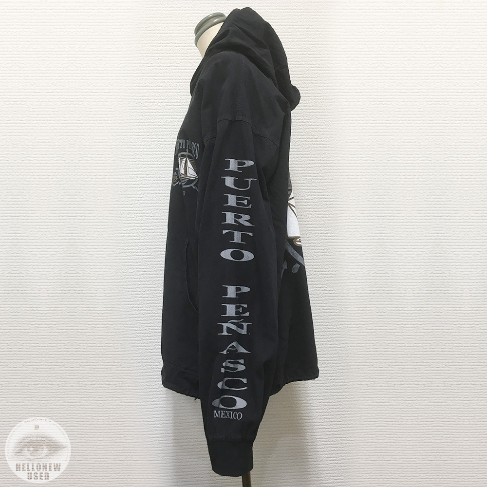 Mexican Cotton Hoodie
