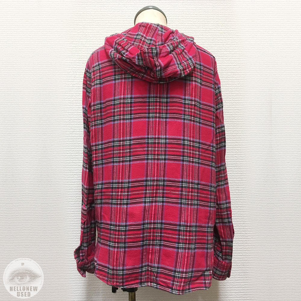 Flannel With Hoodie