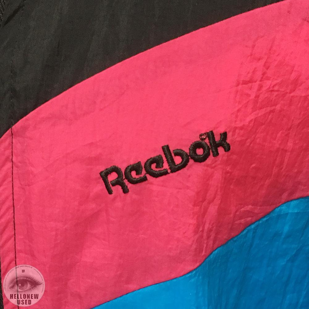 Reebok Nylon Track Jacket
