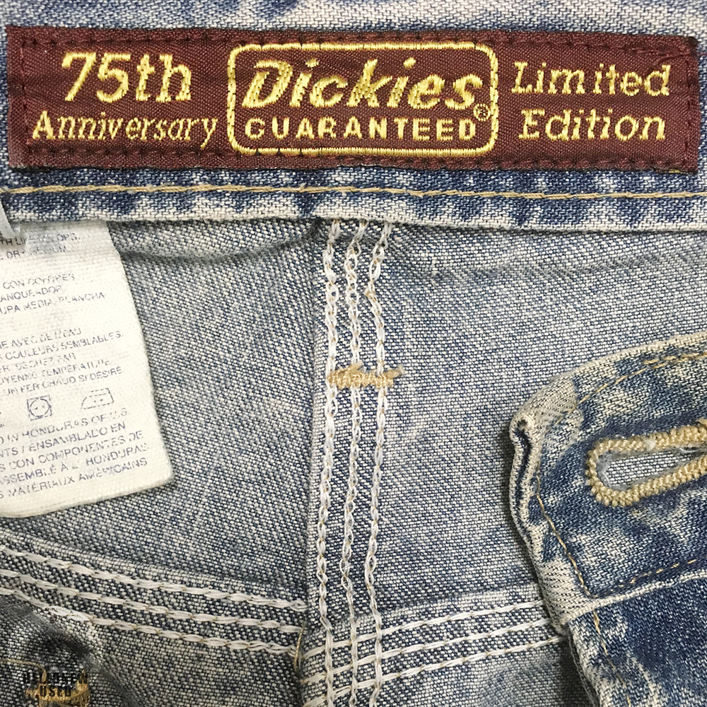 Dickies 75th Anv. Denim Shorts