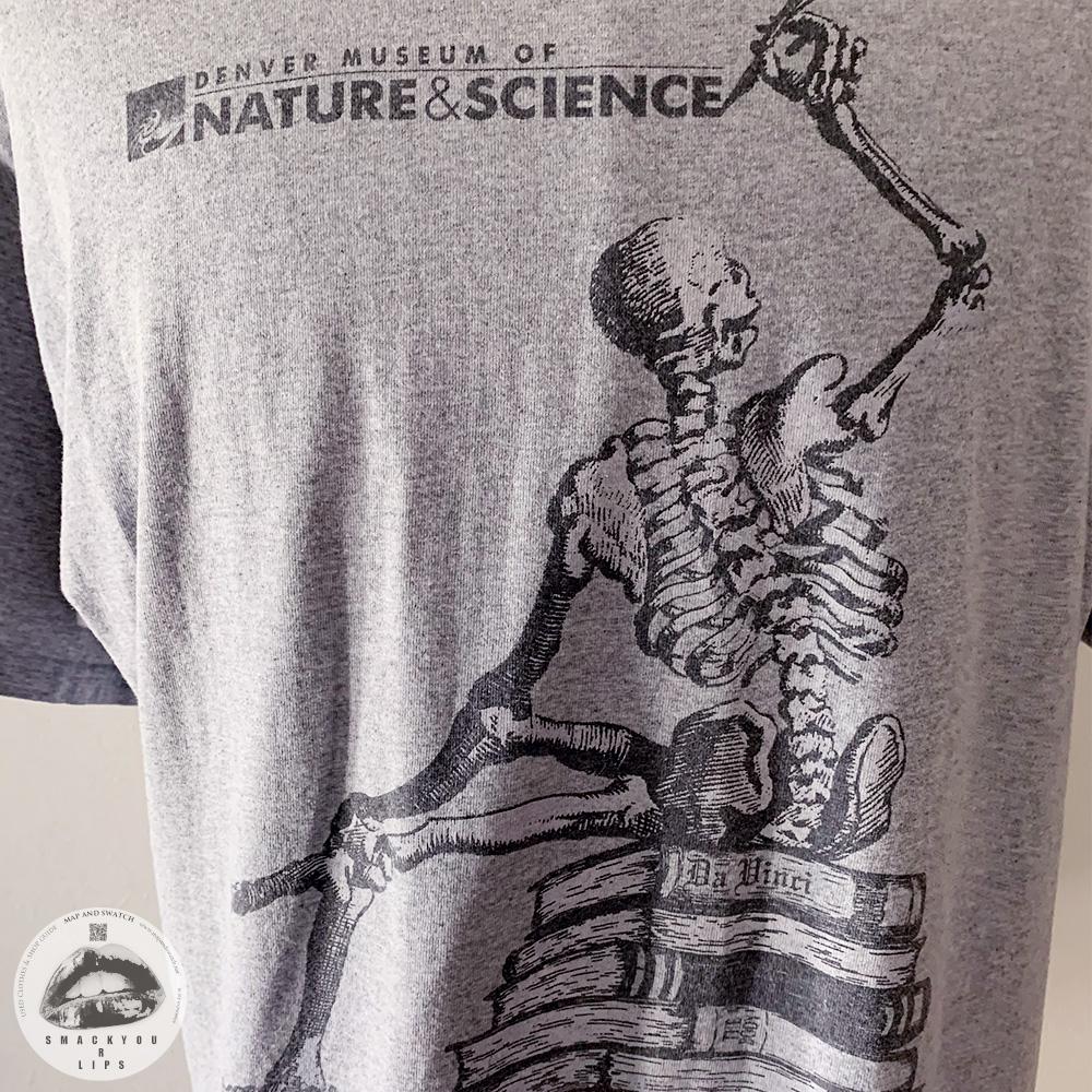 """T-shirt """"DENVER MUSEUM"""""""