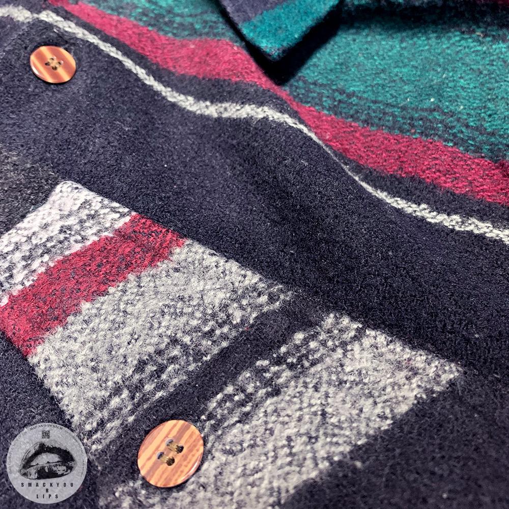 Fleecy Plaid Shirt