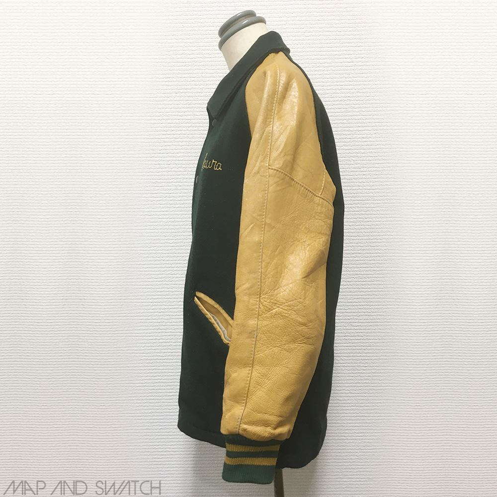 Laura's Award Jacket