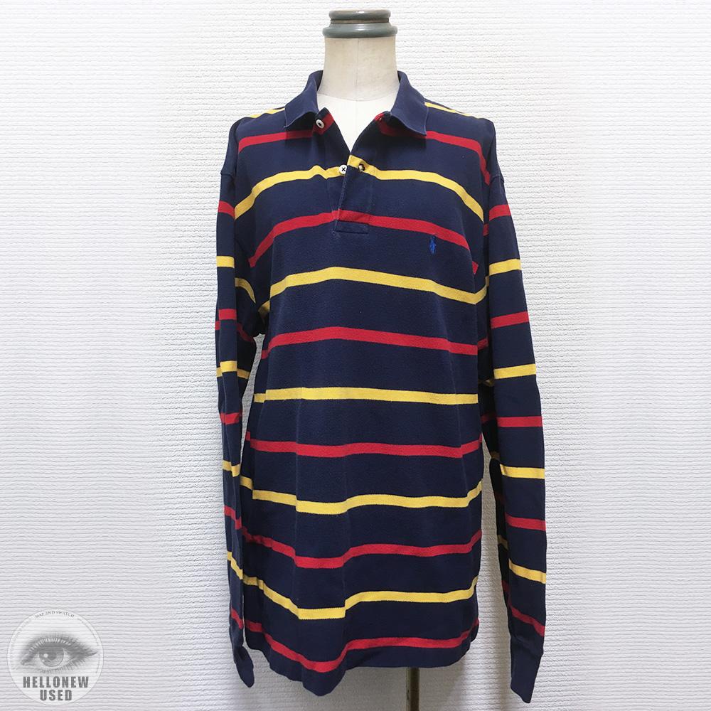 Traditional Border Polo Shirt