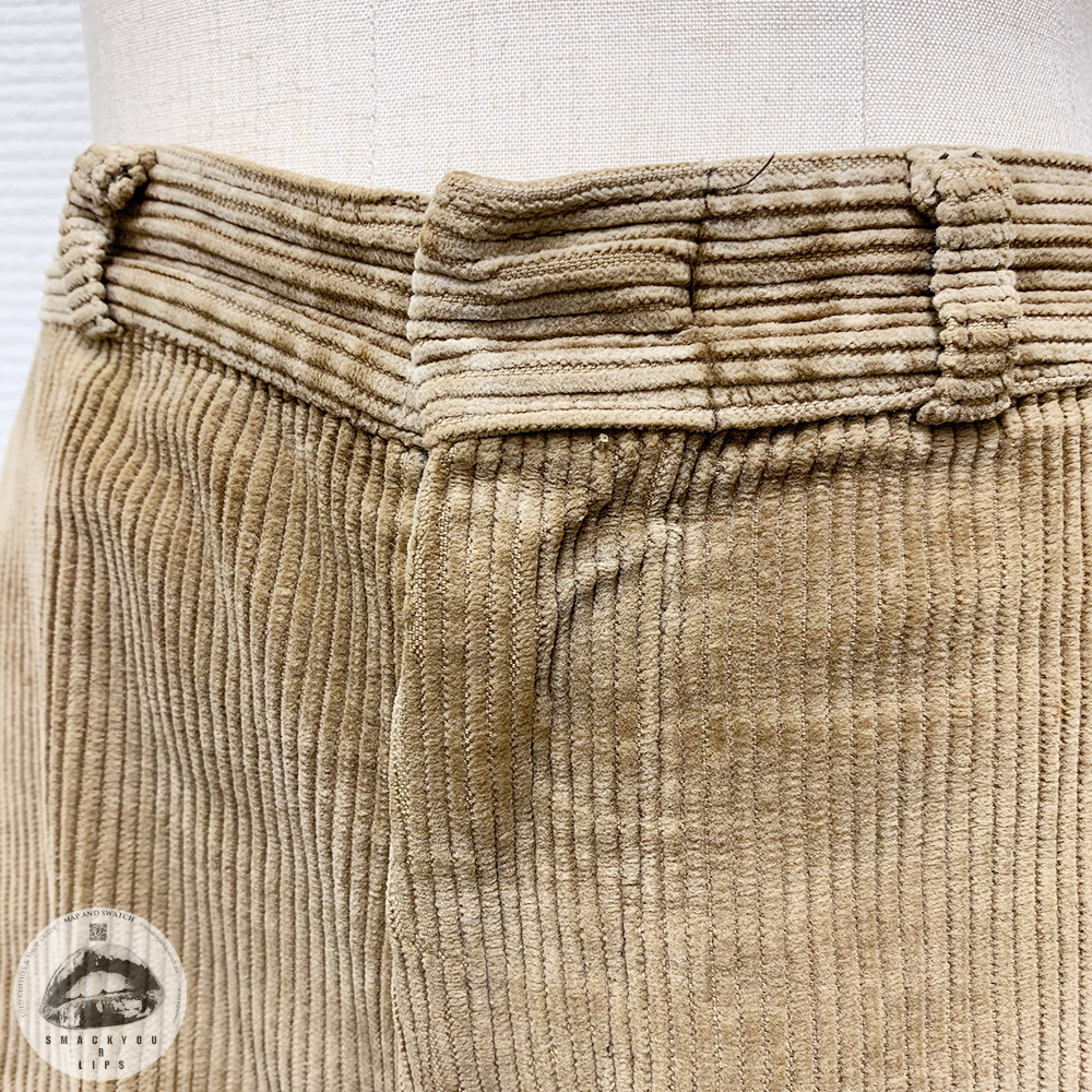 Repair Corduroy Pants