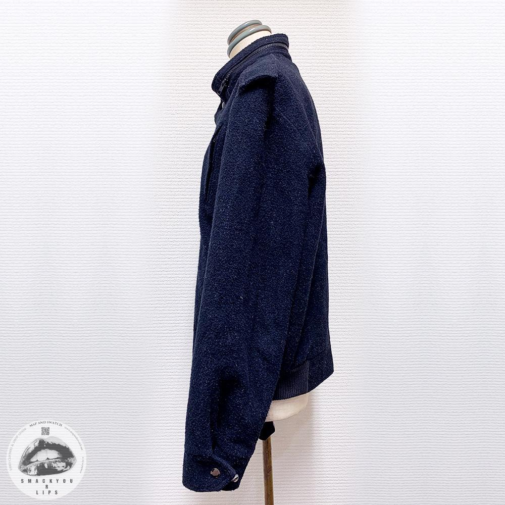 Wool Rider's Jacket