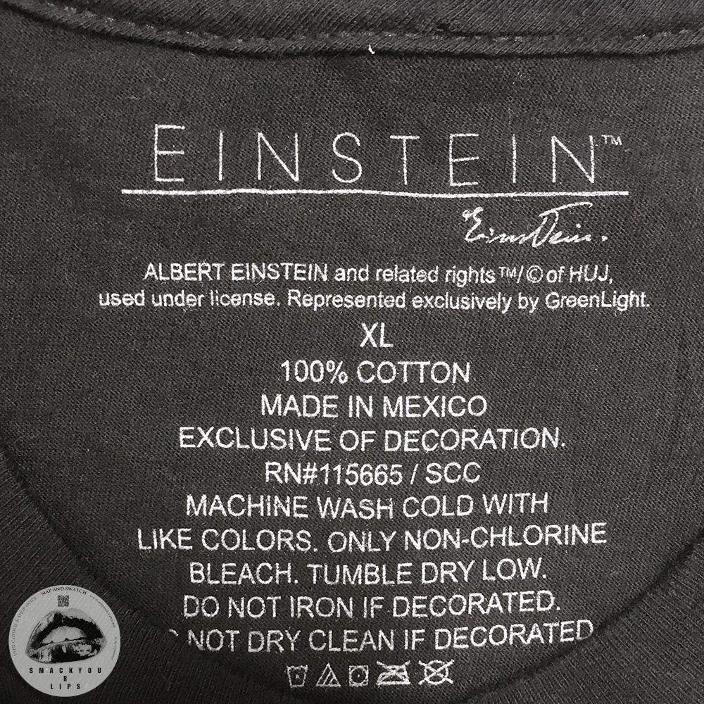 """""""EINSTEIN"""" Printed T-Shirt"""