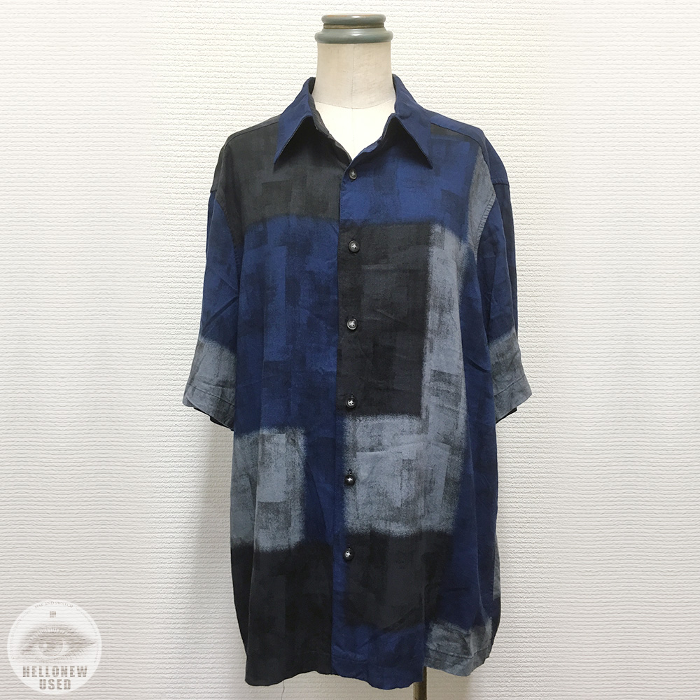 "Short Sleeve Shirts ""Icy wall"""