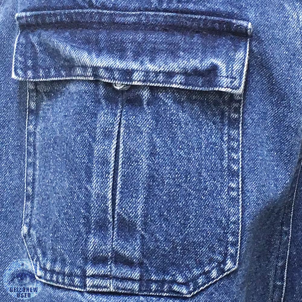 Bush Denim Shorts