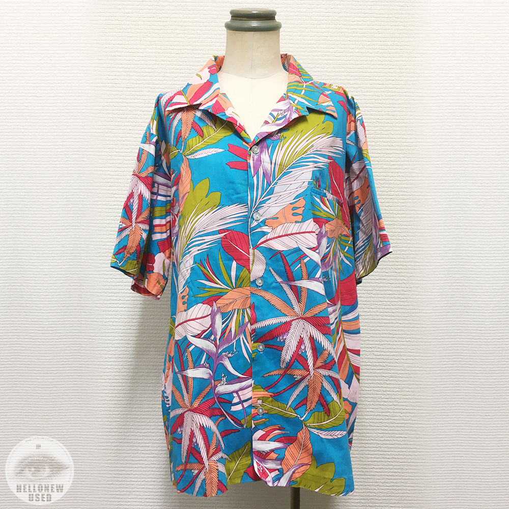 "Short Sleeve Shirts ""Bloom in Paradise"""