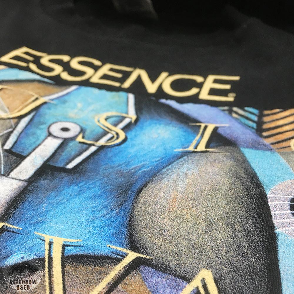 Print T-shirt – Essence –