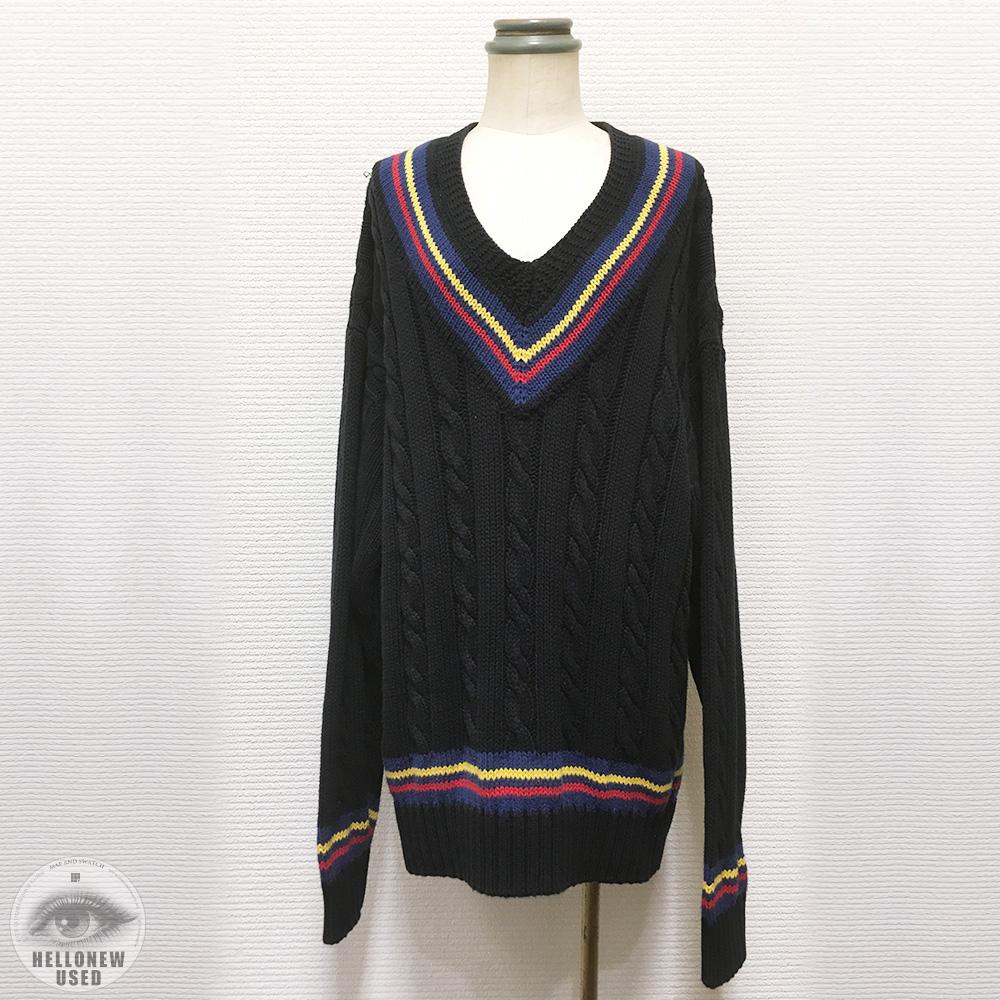 Big Silhouette Tilden Knit