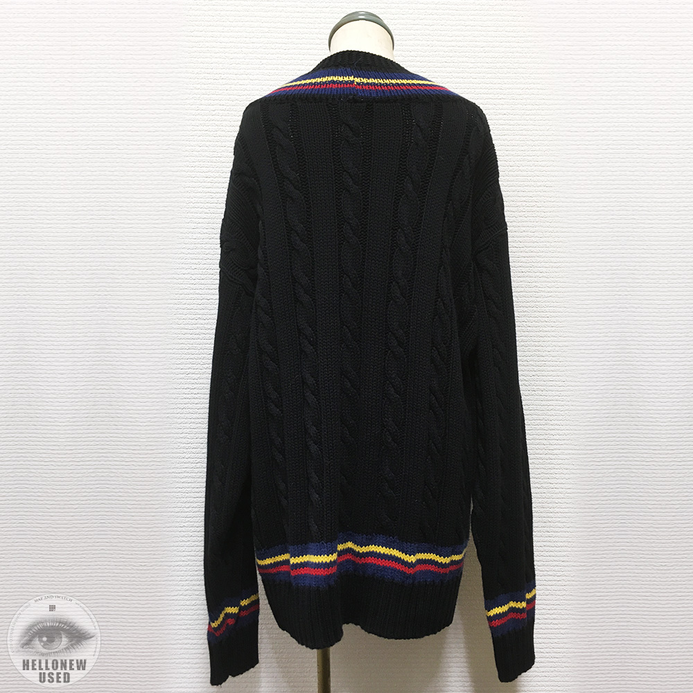 Big Silhouette Tilden Knit