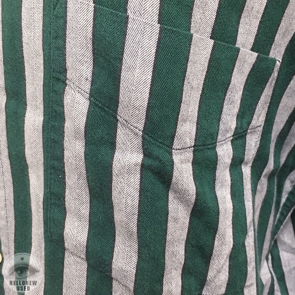 Herring Bone Stripe Shirt