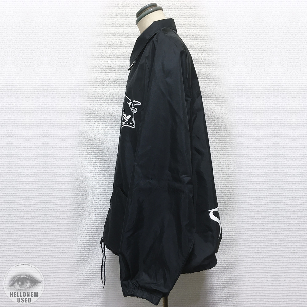 "Coaches Jacket ""Black Sabbath"""