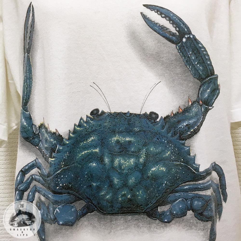 """T-shirt """"Portunus pelagicus"""""""
