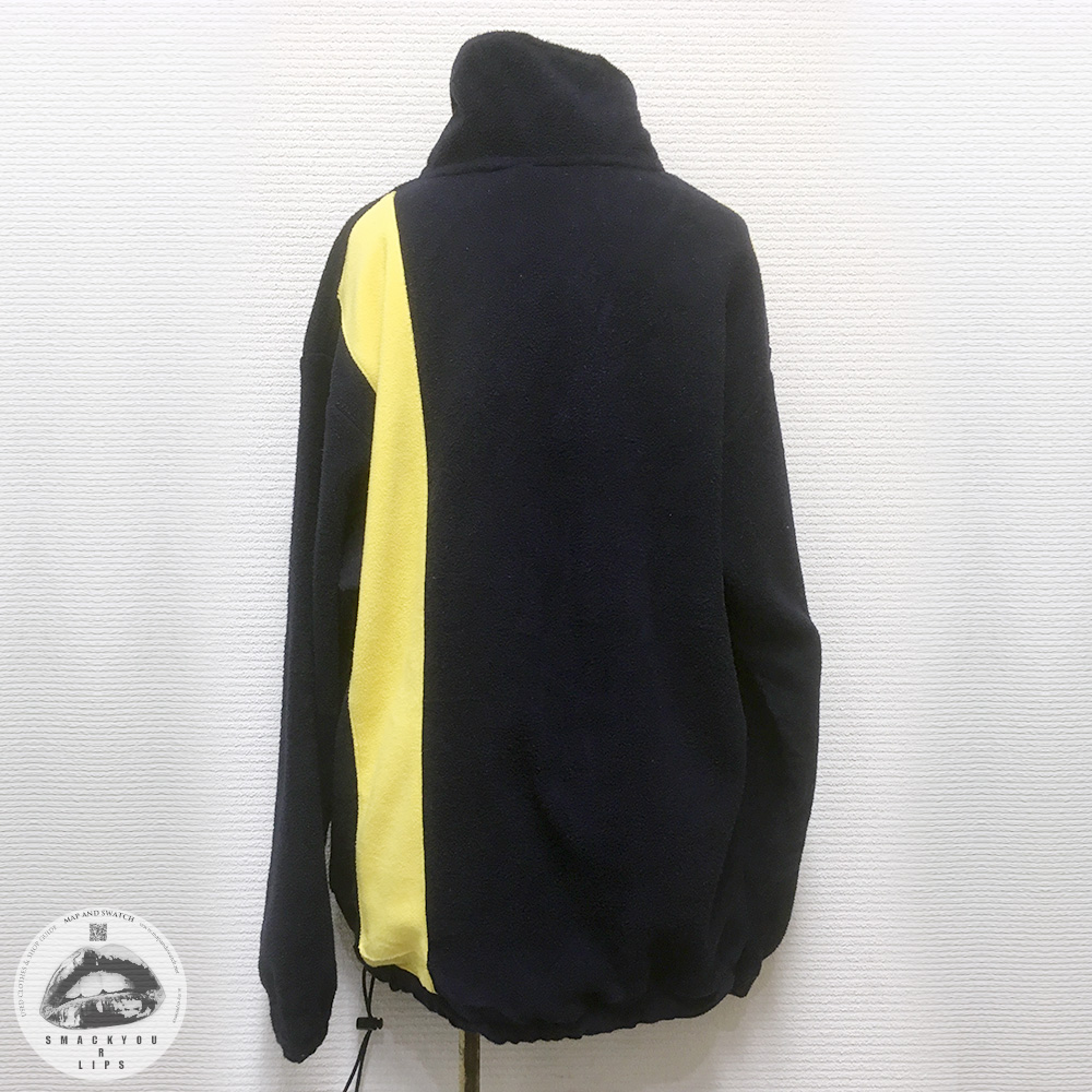 Highlight Yellow Line Fleece