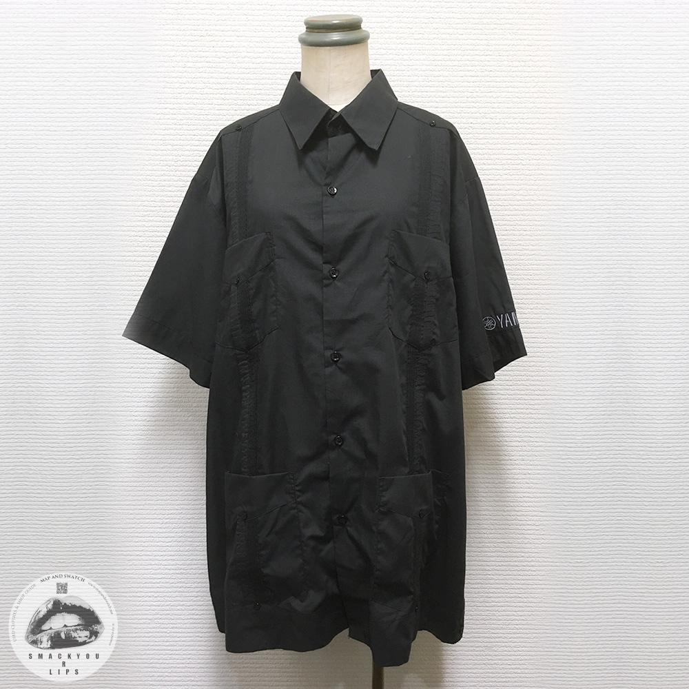 """Guayabera Shirt """"YAMAHA"""""""