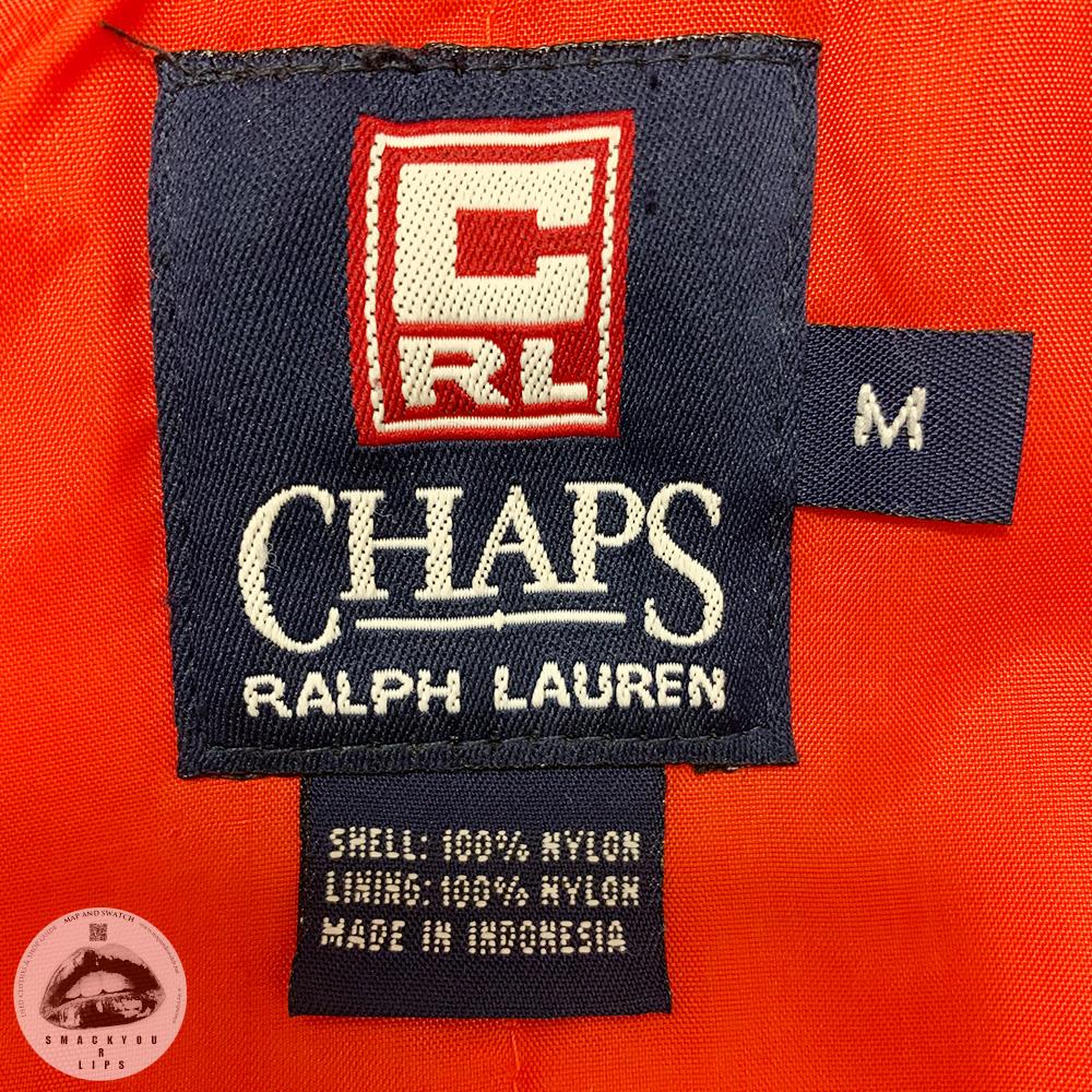 "Nylon Anorak Jacket ""CHAPS RALPH LAUREN"""